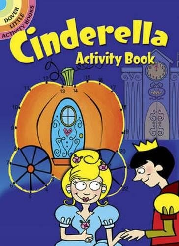 Cinderella Activity Book (Dover Little Activity Books)
