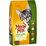 Meow Mix Indoor Formula Dry Cat Food, 3.15 Lb (Pack Of 4)