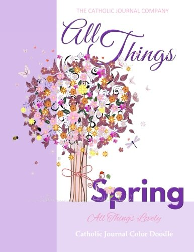 All things spring all things lovley catholic journal color doodle all things spring all things lovley catholic journal color doodle easter gifts for girls in all departments easter gifts for kids in all departments negle Image collections