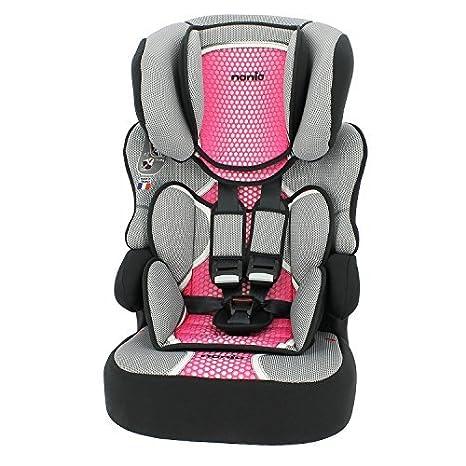 2fac1c9bde52 Nania Beline Group 1 2 3 Highback Booster Car Seat