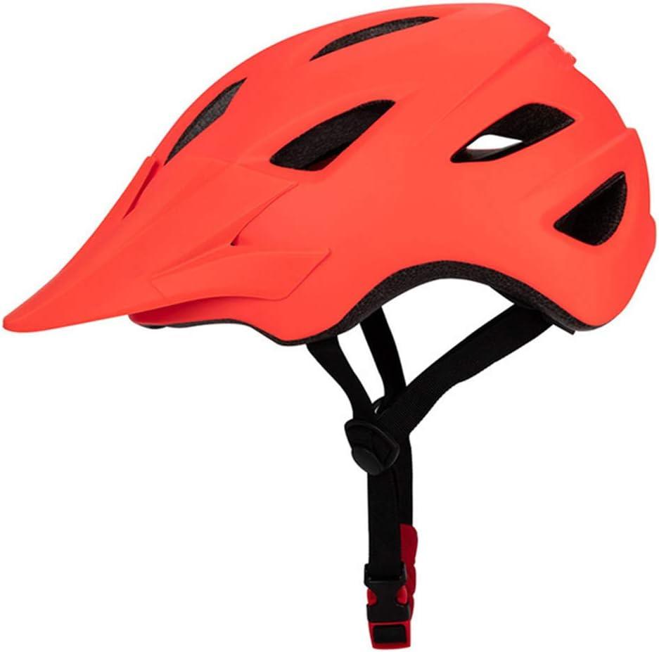 Casco Bicicleta SFBBAO Casco Bicicleta Adulto Niño Mujeres Hombres Ligero Transpirable En Molde Bicicleta Al Aire Libre Deporte Montaña Road Bicicleta