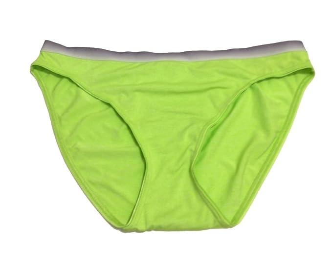 7da7ffffbbe Victoria s Secret Everyday Perfect Cheekini Panty Neon Lemond at ...