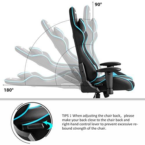 Merax Gaming Chair High Back Computer Chair Ergonomic