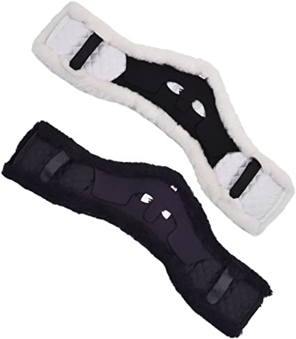 Fleece Girth Cover for Shoulder Relief Girth Total Saddle Fit