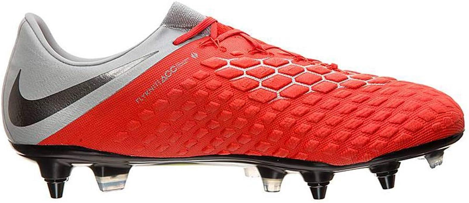 cada vez Manía picnic  Nike Men's Hypervenom Phantom Iii Elite Sg-pro Ac Footbal Shoes:  Amazon.co.uk: Shoes & Bags