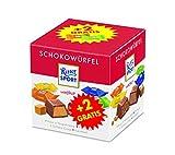 Ritter Sport Schokowurfel, 4 flavors, 176g, 22pc box