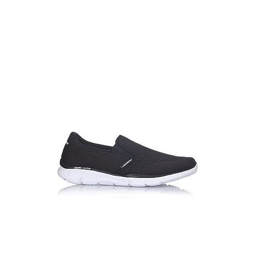 81dbcca1 Zapatillas Skechers, de fitness, para hombre Equalizer Double Play, color  Negro, talla 45 EU: Amazon.es: Zapatos y complementos