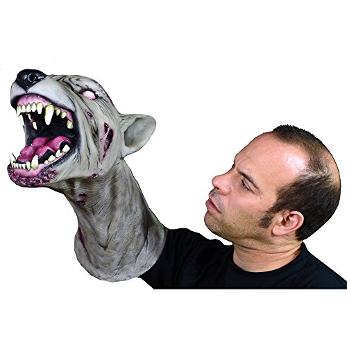 [Trick or Treat Studios Men's Death Studios Collection-Zombie Dog Arm Puppet, Multi, One Size] (Trick Or Treat Costumes For Adults)