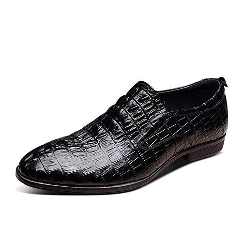 Inglés de zapatos ocasionales/ tendencia del zapato retro de los hombres A