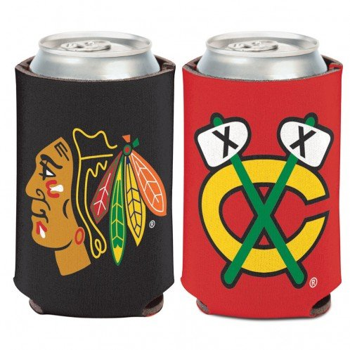 WinCraft NHL Chicago Blackhawks Can Cooler, 12 oz -