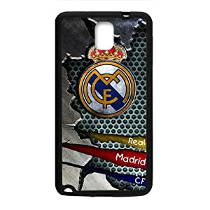 Happy Real Madrid VS Schalke 04 Cell Phone Case for Samsung Galaxy Note3