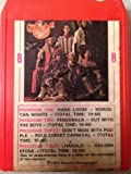 MANDRILL Composite Truth 8 track tape 1973 Polydor Original