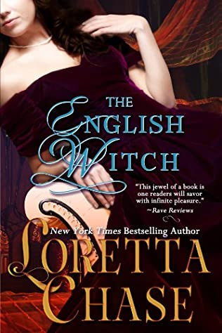 book cover of The English Witch