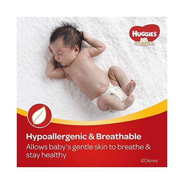 Huggies Little Snugglers Baby Diapers 6