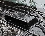 Opar Black Cowl Vent Hood Scoop for 1998 - 2018 Jeep TJ JK Wrangler & Unlimited