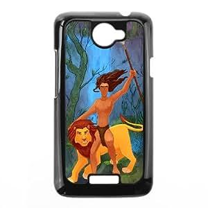 HTC One X Cell Phone Case Black Tarzan J3444995
