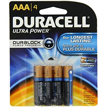 Amazon.com: Duracell Ultra Power Aaa Batteries 8 Count