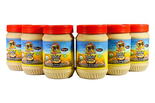 Organic Tahini (Organic Hulled Tahini, 6) by     De La Rosa Real Foods & Vineyards