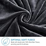 LEISURE-TOWN-Fleece-Blanket-King-Size-330-GSM-All-Season-Warm-Soft-Plush-Luxury-Microfleece-Blanket-Thermal-Fuzzy-Double-Blankets-for-Sofa-Bed-Couch-108-by-90-Inches-Dark-Grey