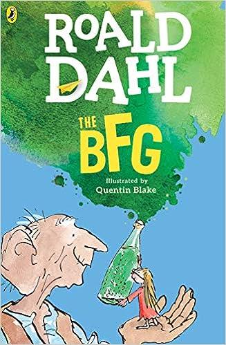 The BFG: Dahl, Roald, Blake, Quentin: 9780142410387: Books - Amazon.ca
