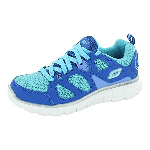 SKECHERS - Vim COLOR LUXE 996259 L - blue aqua