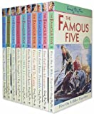 Enid Blyton Famous Five 10 Books Box Set Pack