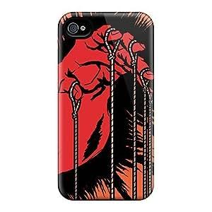 Evanhappy42 Premium Protective Hard Cases For Iphone 6- Nice Design - Metallica