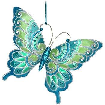 Hallmark Keepsake Christmas Ornament 2019 Year Dated Brilliant Butterflies