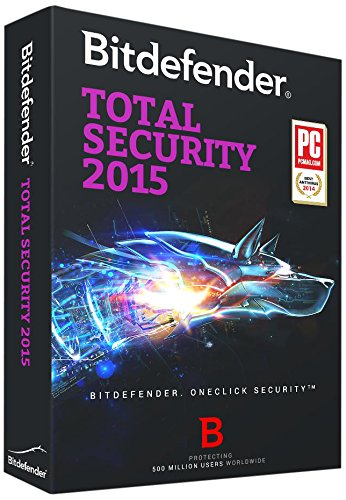 Price comparison product image Bitdefender Total Security Standard ( 1PC / 1 USER )