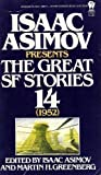 Isaac Asimov Presents The Great SF Stories #14 (1952)