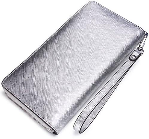 Bolso de Cuero Cruzado de señora Wallet, Bolso, Corbata, Bolso de ...