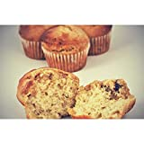 Foxtail Foods Banana Nut Muffin, 1 Pound -- 18 per case.