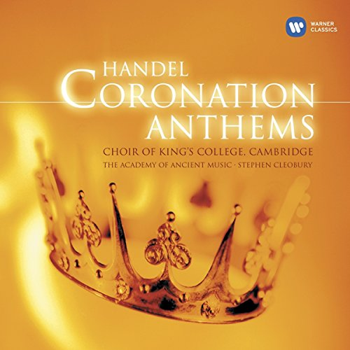 Handel: Coronation Anthems by Warner Classics