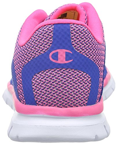 Champion de Shoe Compétition Royal Running Blue Cut 25 Chaussures Low Femme Bleu Alpha rqgxafrw