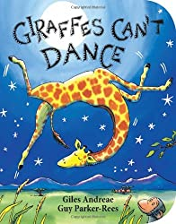 The bestselling Giraffes Can't Dance is now a board book!Giraffes Can't Dance is a touching tale of Gerald the giraffe, who wants nothing more than to dance. With crooked knees and thin legs, it's harder for a giraffe than you would think. Gerald ...