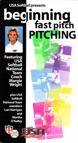 USA Softball presents Beginning Fast Pitch Pitching with USA Softball National Team Coach Margie Wright