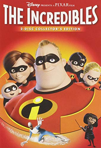 The Incredibles (Widescreen Two-Disc Collector's Edition) (Jak Costume)