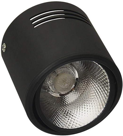 Precix Decoración Comercial Cilindro Negro Proyector Decoración de ...