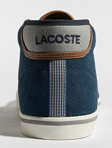 Uomo Lacoste Ampthill Cam 1 Scarpe 318 Blu Boots zSwaqz