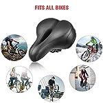 Sella-per-Bicicletta-Sellini-per-Bicicletta-ad-Alta-Rimbalzo-con-Molle-Morbida-Comodo-Assemblare-Ergonomico-Impermeabile-e-Traspirante-Adatto-per-Mountain-Bike