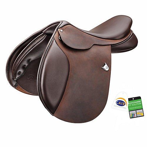 Bates Caprilli CC+ Forward Flap Saddle 17.5
