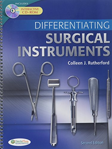 Pkg: Surg Equip & Supplies 2e & Diff Surg Instruments 2e & Goldman Pkt Guide to the OR 3e