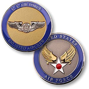 Enlisted Air Crew - U.S. Air Force