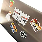 100pcs BTS Cute Figure Doll Gift for Girls The Army