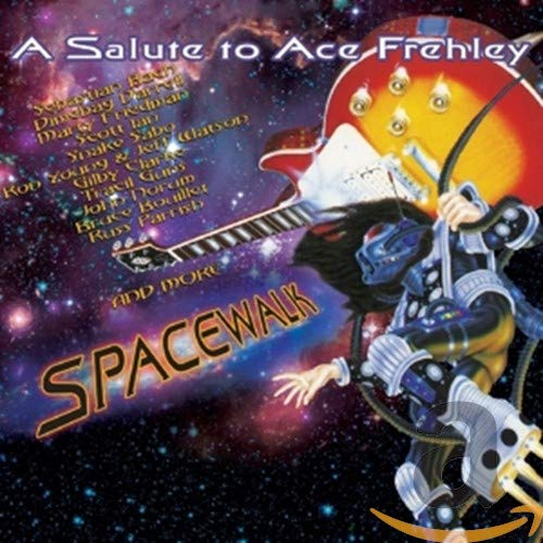 Tracii Guns Spacewalk A Salute To Ace Frehley Amazon Com Music
