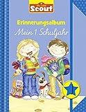 Scout Erinnerungsalbum (blau): Mein 1. Schuljahr