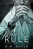 Mason's Rule: A Dark Billionaire Romance (Purgatory Masters Book 3)