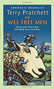 The Wee Free Men 0552549053 Book Cover