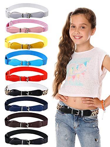 9 Pieces Kids Adjustable Elastic...