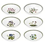 Portmeirion Botanic Garden Soup Plate/Bowl, Set of 6